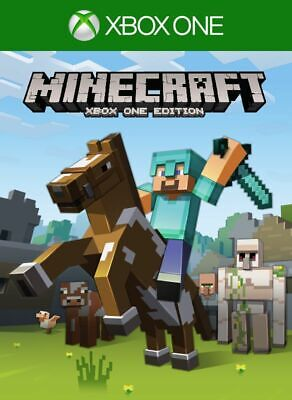 Minecraft Xbox One game (2011) Xbox One Edition