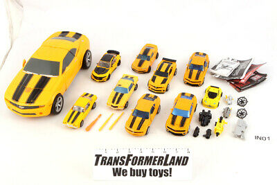 Bumblebee Set of 10 Collection Lot Gift Sets Movie Transformers