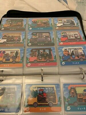 Welcome Amiibo Cards Animal Crossing 1-50