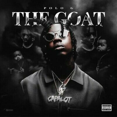 Polo G | The Goat (CD Mixtape)