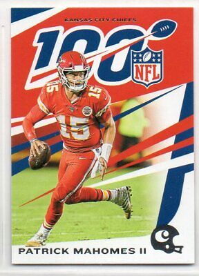 2019 Panini Chronicles NFL 100 Sub Set Pick Your Card