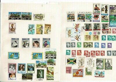 F406 Jamaica collection hinged on 10sides No8