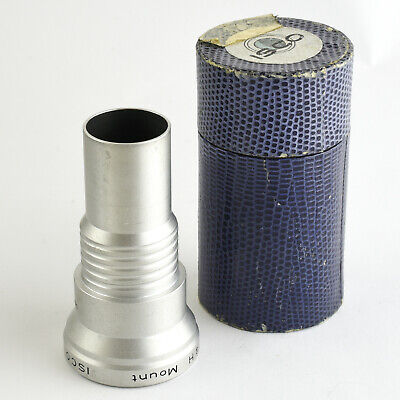 Isco Kiptar 2.6 inch f2 Projector Lens for 16mm Bell & Howell Mount