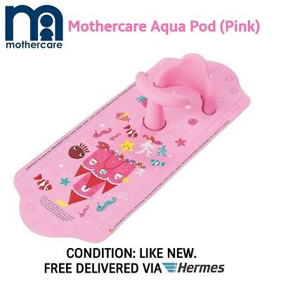 Mothercare Aqua Pod Pink 6+ Months. (Great Condition)