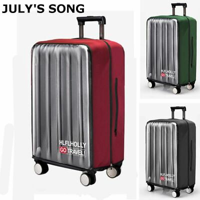 Luggage Cover American Glaring Eagle USA Flag Protective Travel Trunk Case Elastic Luggage Suitcase Protector Cover