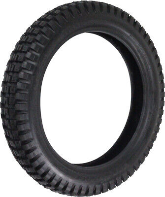 Vee Rubber  3.50-17 VRM308 Tire 3.50 x 17 Motorcycle Trials Bike Rear Tyre