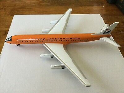 Inflight  Braniff  DC8-62  N1809E  IF2BRN6206  1:200 Scale Diecast Model