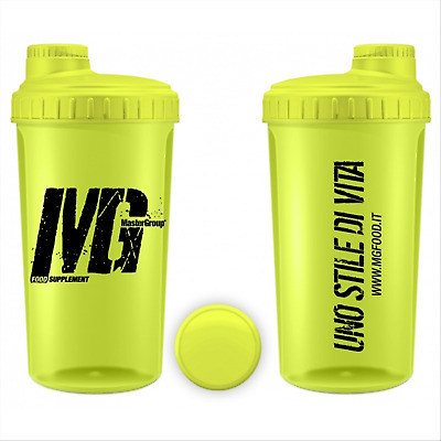Mg Food Supplement Shaker Fluo