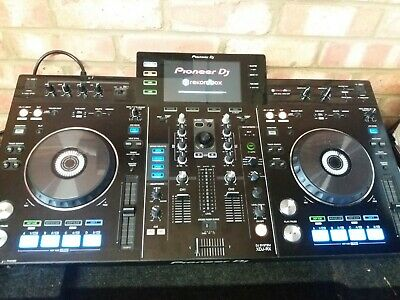 Pioneer XDJ-RX & Total Impact Flight-Ready Case