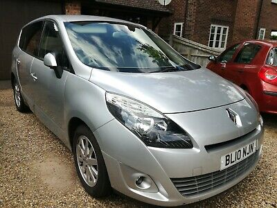 Renault Grand Scenic Privilege TomTom 1.5 dCi diesel 85,576 miles