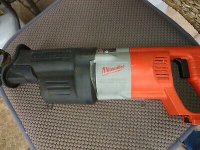 Milwaukee Heavy Duty 18 Volt Cordless Sawzall 6515-20 Bare Tool Not m18