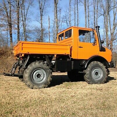 1988 Mercedes-Benz Other  1988 UNIMOG 1200 AG