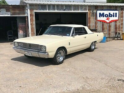 1967 Dodge Dart GT 1967 Dodge Dart GT Convertible 273/Auto new paint/interior and top