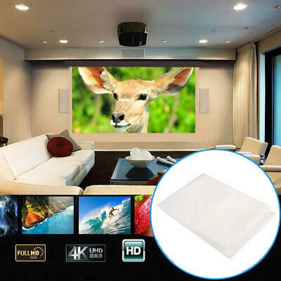 8194 Soft White Projection Screen Projection Curtain Proector Accessories