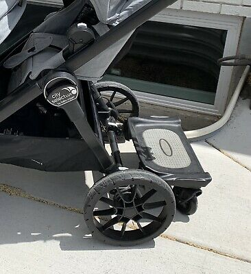 Baby Jogger Glider Board For City Select or Lux Strollers Excellent Condition