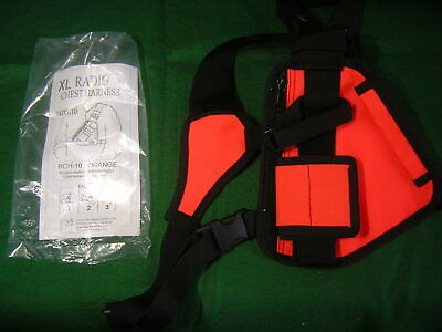 Chest Pack For Wildland Firefighters Kng, Dph5102, Motorola