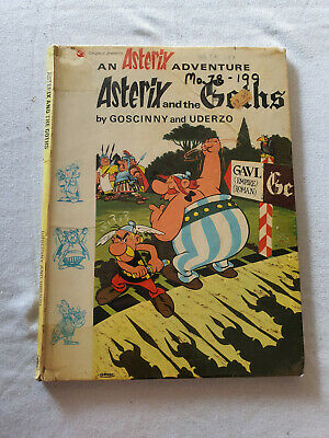 Asterix and the Goths - 1974 - Hardcover