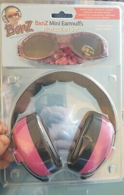 Baby banz mini earmuffs set