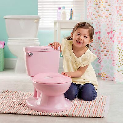 Summer My Size Potty, pink – Realistic Potty Training Toilet -Like Adult Toilet