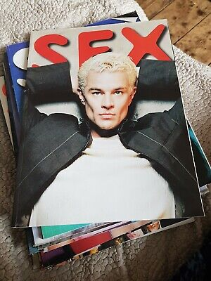 SFX Magazine - #70 November 2000 Subscriber Cover James Marsters Preacher