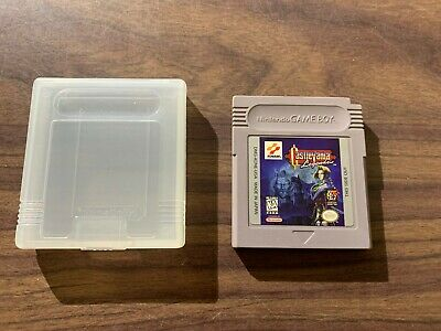 Castlevania Legends (Nintendo Game Boy) Authentic Cart - GameBoy - Tested