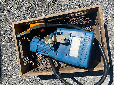 Demag Mannesmann / Chain Hoist Type: Dkun 1-125 KV1 Very Good Condition