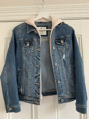 abercrombie and fitch Kids Denim Jacket. Age 11-12. Excellent Condition