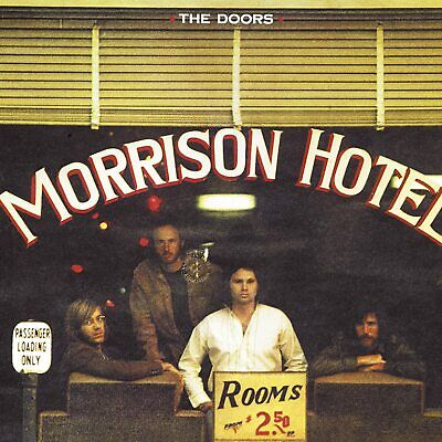 CD The Doors - Morrison Hotel (Elektra/Rhino) NEW