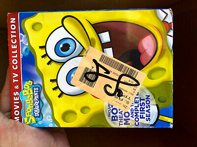 The Spongebob Squarepants TV And Movie Collection [New DVD] Boxed Set, Dolby