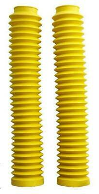 Fork Gaiters (Yellow) for Yamaha IT200 83-87