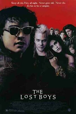 The Lost Boys Movie Poster 24 x 36 FREE SHIPPING!