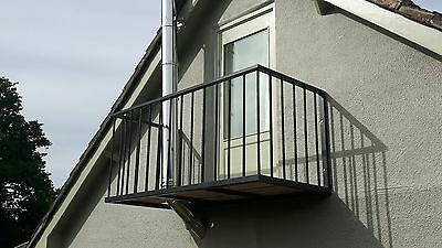 Self supporting Balcony made to measure