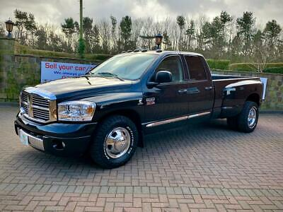 2008 Ram 3500 Laramie 6.7 Diesel - Fabulous Truck And Similar Required Today !!!