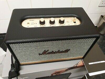 Genuine Marshall Acton II, Bluetooth Speaker   36w- BLACK - Sealed New