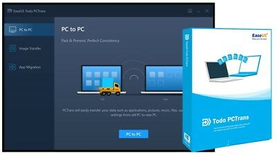 EaseUS Todo PCTrans Professional 10 version 2020 |Full Version| Instant Dilevery