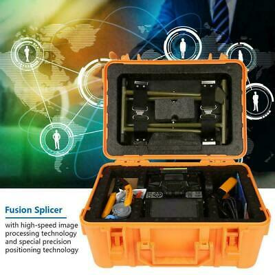 A-81S Fiber Optic Welding Splicing Power Machine Optical Fusion Splicer UK plug