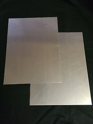 12 Gauge Mild Steel Sheet Metal Plate 16x24 inches   .105 Thick    1PC