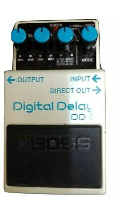 Digital delay DD3
