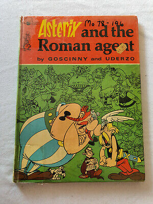 Asterix and The Roman Agent - 1976 - Hardcover