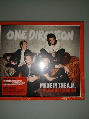 One Direction: Made In The A.m. (Ultimate Edition) (Cd.)