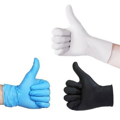 Gloves Disposable Nitrile Powder and Latex Free Medical Food Mechanic Hygiene