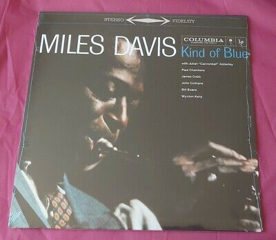 MILES DAVIS - KIND OF BLUE - 2015 re-master [ BRAND NEW & SEALED ]