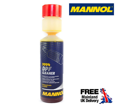 Mannol DPF Cleaner Concentrate Regeneration of Diesel Particle Filter Clean