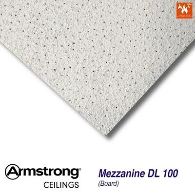 ARMSTRONG MEZZANINE DL100 Ceiling Tiles - NEW IN BOX