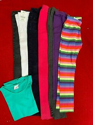 Gap, Next, H&M girls bundle. Age 7-8years. Multi colours, Rainbow, leggings, tro