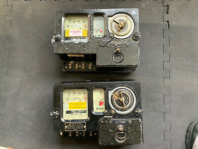 Electric Pound Coin Meters (Pair)