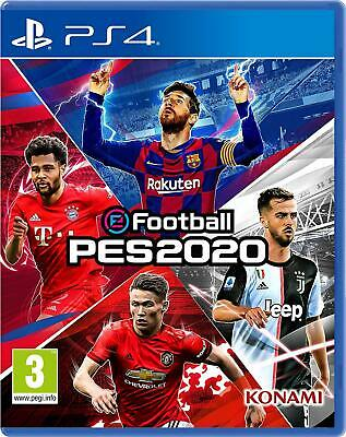 eFootball PES 2020 | PlayStation 4 PS4 New