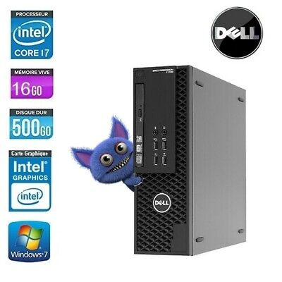 Dell Precision T1700 Sff I7 4770