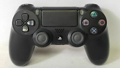Genuine Sony PlayStation 4 PS4 DualShock 4 Wireless Controller Black CUH-ZCT2U