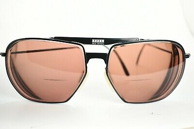 Carl Zeiss  Shooting Glasses West Germany Frames Only Rx Lenses